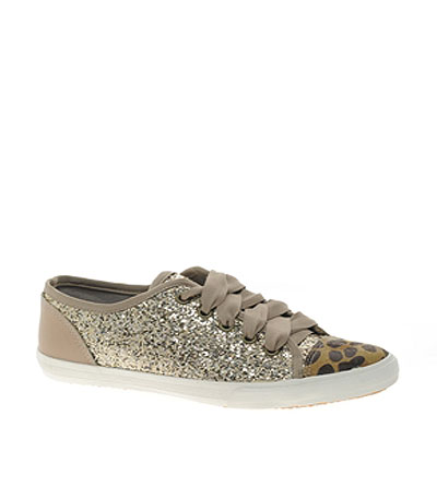 kg-lucca-glitter-lace-up-trainers
